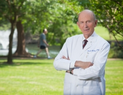 Wishing a happy birthday to Dr. Kenneth Cooper!