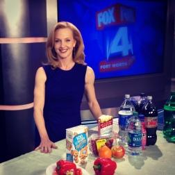 Meridan Zerner at Fox 4 News