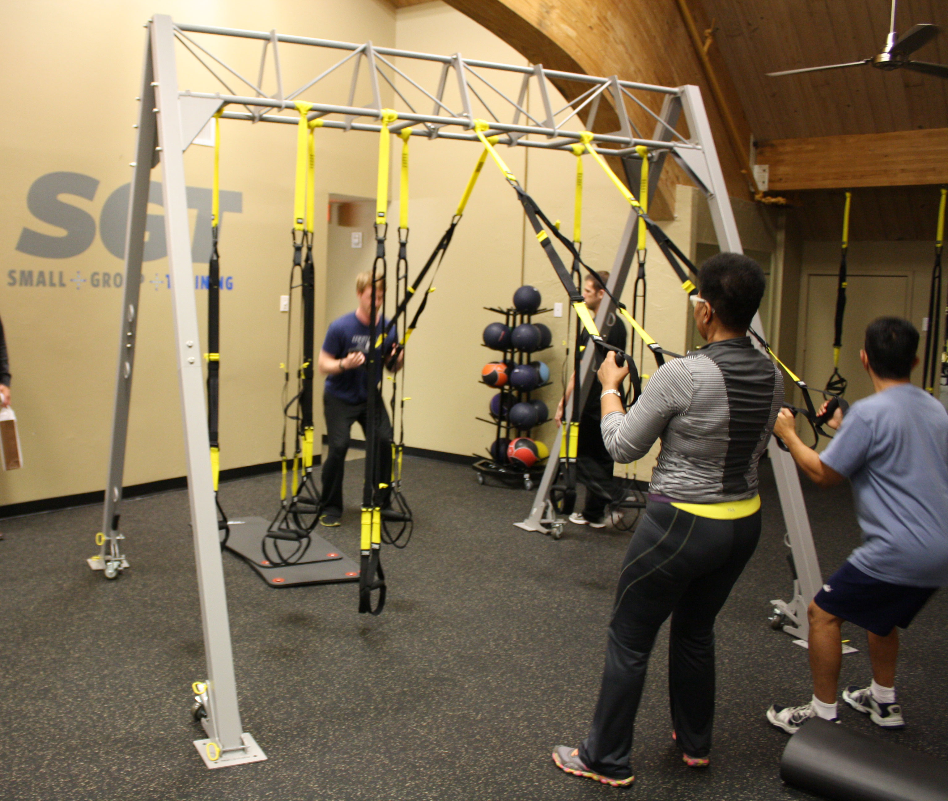 The cooper institute we have accomplished a lot since we first opened cooper fitness center more than 40 years ago dr tyler cooper said with the renovated facility xflitez Gallery