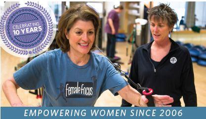 Female Focus 10 years