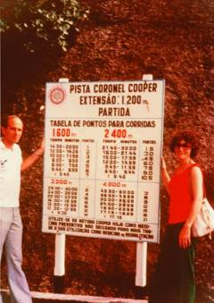 Brazil Pista Cooper